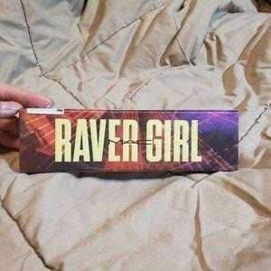MAC raver girl eye shadow pallete